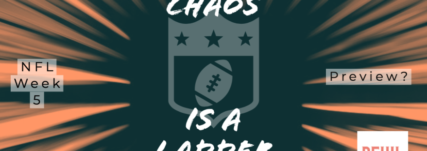 Chaos is a ladder